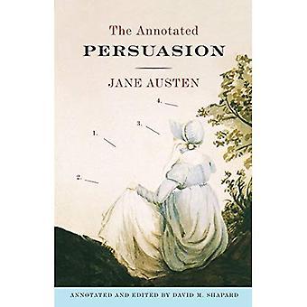 La Persuasion annotée