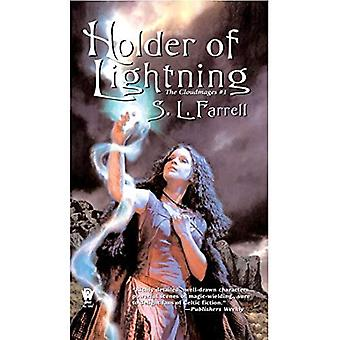 Holder of Lightning (the Cloudmages #1) (Cloudmages)