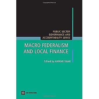 Macrofederalism et Finances locales