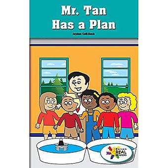 Mr. Tan Has a Plan (Rosen Real Readers: Stem and Steam Collection)