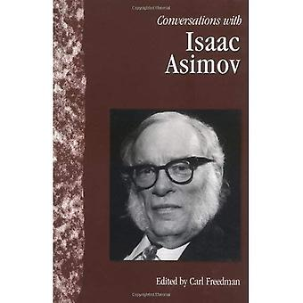 Converations with Isaac Asimov (Literary Conversations)