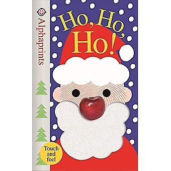Ho, Ho, Ho! (Alphaprints)