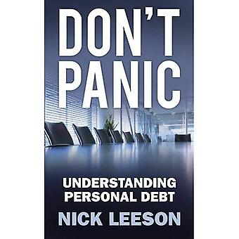 Ne paniquez pas: Comprendre la dette personnelle