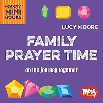Family Prayer Time: On the� journey together (Messy Minibooks)