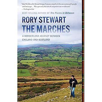 Marche: En gränslandet resa mellan England och Skottland