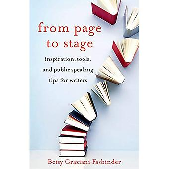 From Page to Stage: Inspiration, Tools, and Simple Public Speaking Tips� for Writers