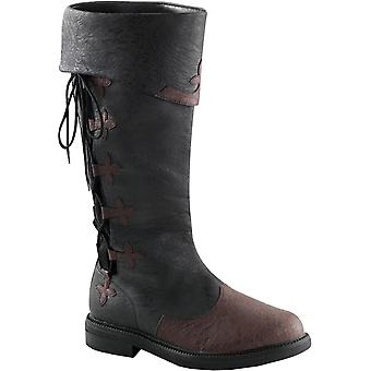 Pirates of The Caribbean Captain Lace Boots