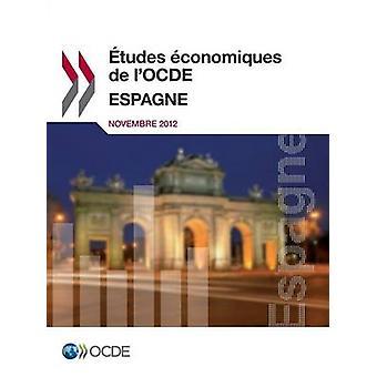 Etudes Economiques de LOcde Espagne 2012 by Oecd