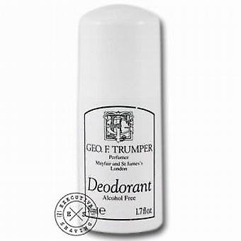 Geo F Trumper Roll-On Deodorant 50ml