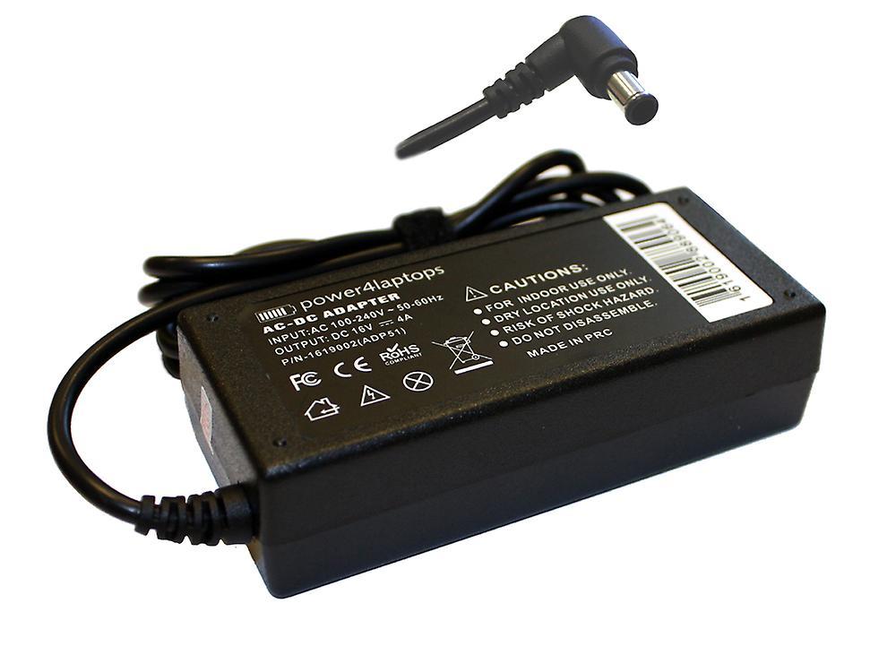 Sony Vaio PCG-GR600 portable Compatible AC adaptateur chargeur