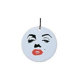 Marilyn Monroe Retro bil luftfriskere