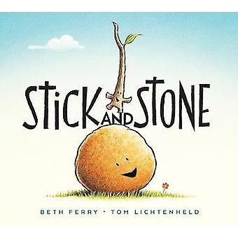 Bâton et Pierre (livre de Conseil) par Beth ferry-9781328714329 livre