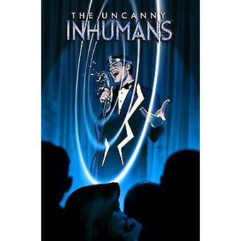Uncanny Inhumans Vol. 4 by Charles Soule - Steve McNiven - 9781302903