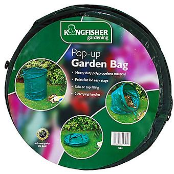 1 x Kingfisher Medium Pop Up Garden Bag