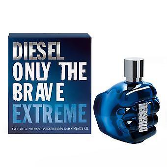 Diesel alleen de Brave extreme EDT 75ml