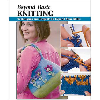Stackpole Books Beyond Basic Knitting Stb 34899