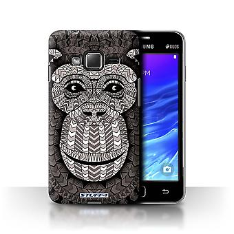 STUFF4 Tilfelle/Cover for Samsung Z1/Z130/Monkey-Mono/Aztec dyr