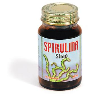 Derbós Spirulina 100COMP Shao. (Dieta , Supplementi)