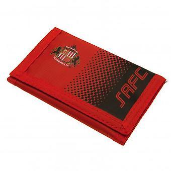Sunderland Nylon Wallet