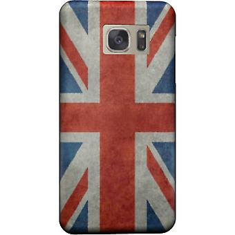 Cover UK Flag Retro for Galaxy Note 5