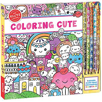 Coloring Cute Book Kit- K810398