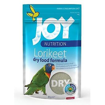 Lorikeet Dry Diet - JOY 3kg