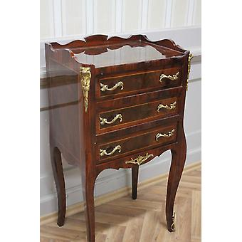 Commode baroque armoire Louis xv style antique MkKm0026