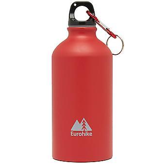 Bottiglia di acqua di Eurohike Aqua 0,5 L in alluminio