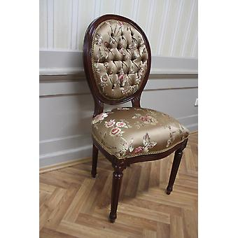 Antique dining chair, wooden MkCh0079