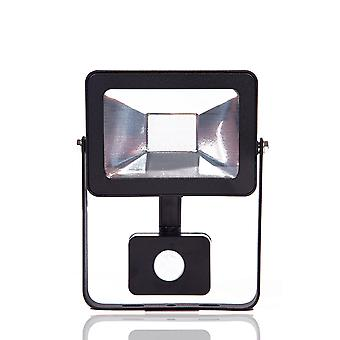 10W Led Slim Flood Light With Sensor