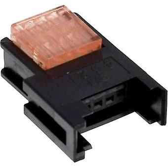 Low power connector flexible: 0.14-0.25 mm² rigid: 0.14-0.25 mm² Number of pins: 4 3M Miniclamp 1 pc(s) Red