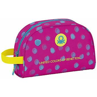 Benetton Neceser Adaptable Carro Benetton Dots Painted (Toys , School Zone , Backpacks)