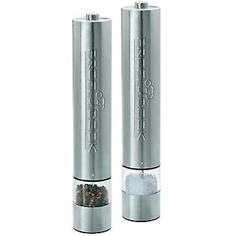 Salt/pepper grinder Profi Cook PC-PSM 1031 Stainless steel 2 pc(s)