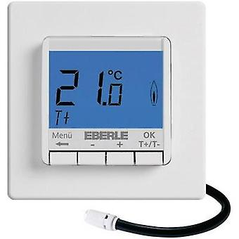 Room thermostat Flush mount 5 up to 30 °C Eberle FITnp 3L