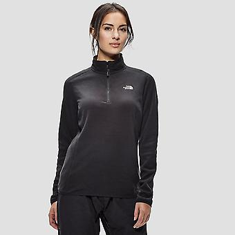 Die North Face 100 Glacier 1/4 Zip Women Fleece