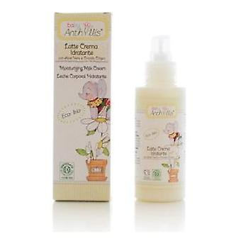 Anthyllis Moisturizing Body Milk Baby Ecobio Anthyllis100 ml