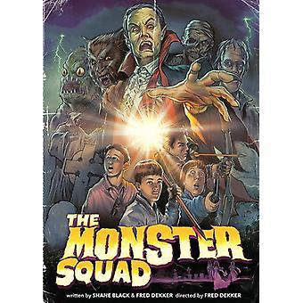 Monster Squad (1987) [DVD] USA import