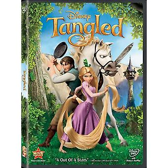 Tangled [DVD] USA import