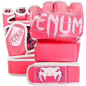 Venum Undisputed 2.0 MMA Gloves - Pink