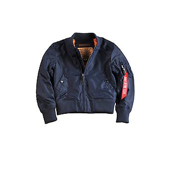 Alpha industries MA-1 TT barn jacka