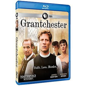 Masterpiece Mystery: Grantchester [BLU-RAY] USA import