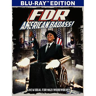 FDR: Amerikaanse Badass [Blu-ray] USA importeren