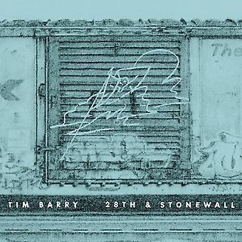 Tim Barry - 28 & Stonewall [Vinyl] USA Importer