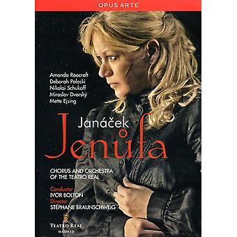 L. Janacek - Jenufa [DVD] USA import