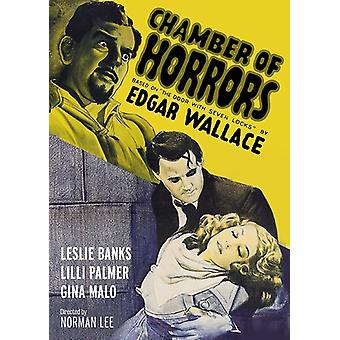 Chamber of Horrors (1940) [DVD] USA import