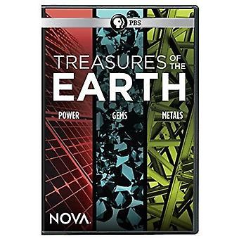 Nova: Importer des trésors de la terre [DVD] é.-u.