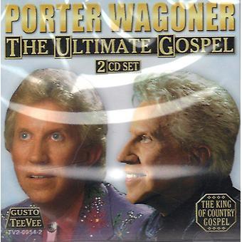 Porter Wagone - Ultimate evangelium [CD] USA importerer