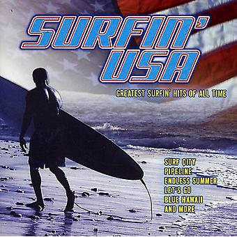 Surfin ' Usa: Greatest Hits - Surfin ' Usa: Greatest Hits CD] USA import