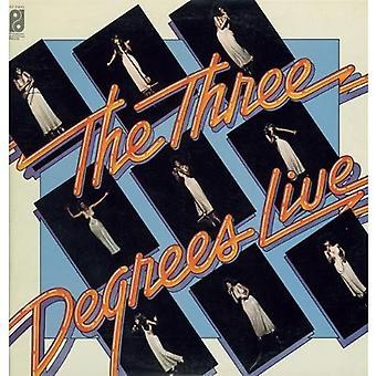 Tres grados - tres grados Live [CD] USA importar