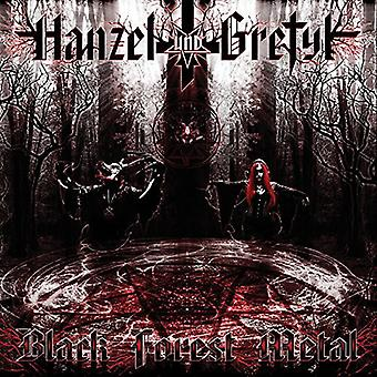 Hanzel Und Gretyl - Black Forest Metal [Vinyl] USA import